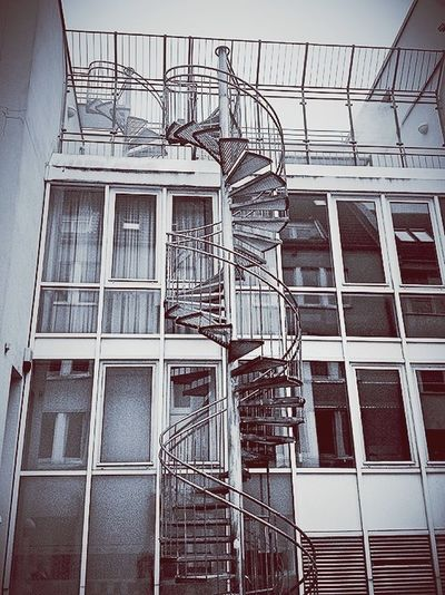 The World Needs More Spiral Staircases Staircaseporn Architectural Detail