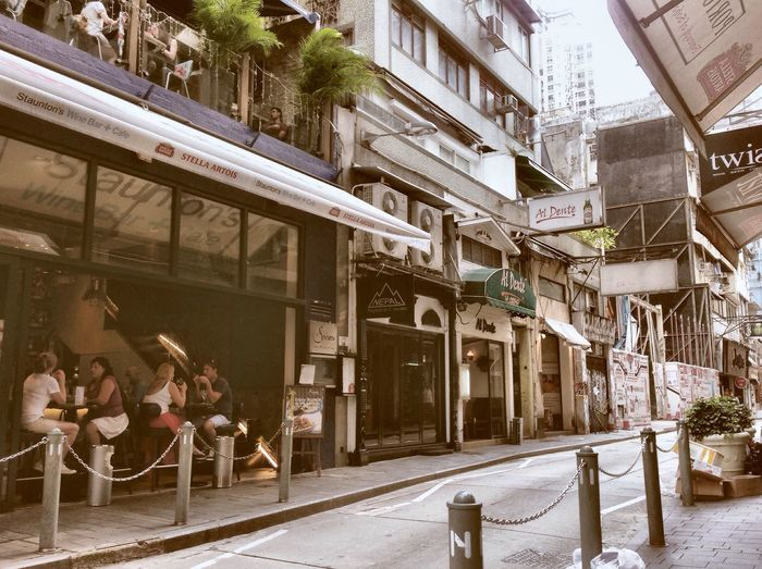 The Street Photographer - 2016 EyeEm Awards Soho Central HongKong On The Way People Together