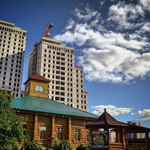 Kazan_grad Kzn Summrtime 2015август kazan_tatarstan instagood kazannature niceview instalike hashtags kazan_best туганавылым landscape