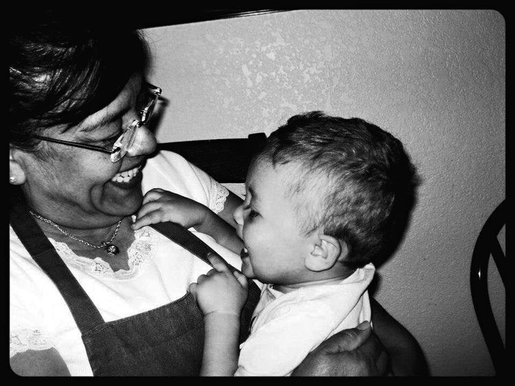 Grandma And Grandson Enjoying Life Capturing The Moment Family Love Abuelita 😍 Eyeempeople Blackandwhite Photography In The Moment Candid Photography
