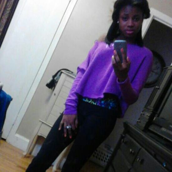 I was chilling