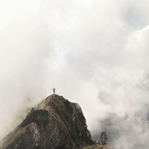 Photooftheday Mountains Dolomiti Fvglive Cimolais Montelodina Fog Wildernessculture Livefolk @folkmagazine