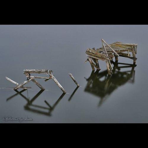 Lilleby Torslanda Old Bridge broken ocean westcoast västkusten hav gothenburg göteborg fotonavsjoskum foto photo photooftheday fotograf art artist konst konstnär sweden svergie