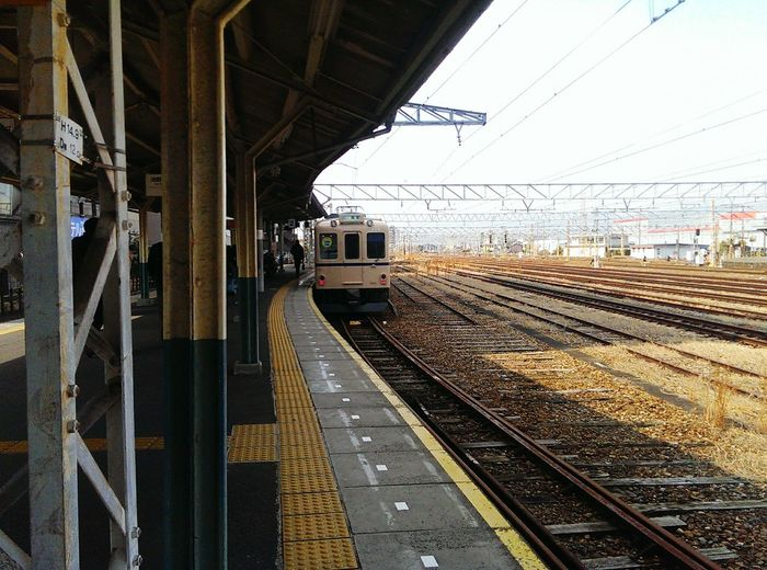 初めての養老鉄道。南は桑名まで行っていたとは、初めて知った。
