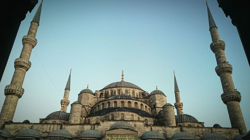 Istanbul Mosque Monuments Amazing Popular Photos Religious  Islam