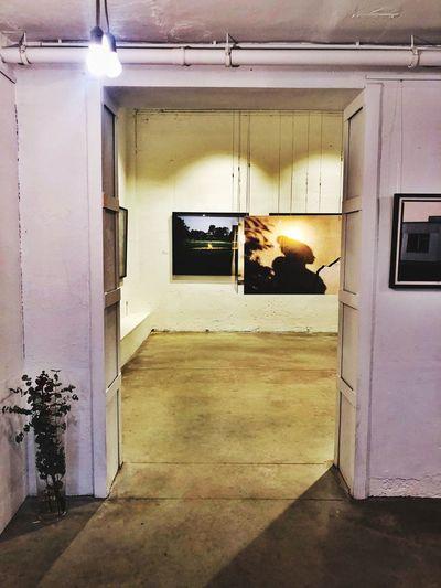Art Gallery Tallinn Estonia Architecture No People Building Entrance Indoors  Door