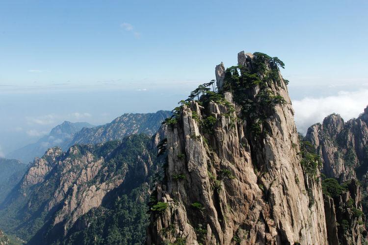First Eyeem Photo Mountain Mount Huang