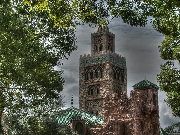 Walt Disney World Epcot Hdr_Collection