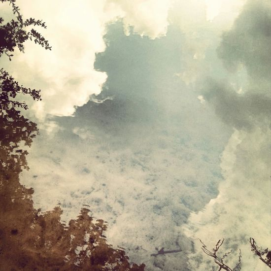 Clouds Sky Water