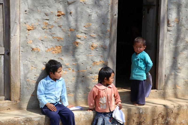Bandipur Nepal Classroom Moments Nepali  Kids Being Kids Education Children At School Children Of The World Childhood Children Country Life