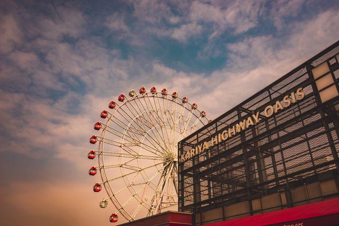 Kariya Ferris Wheel Bestjapanpics Aichi