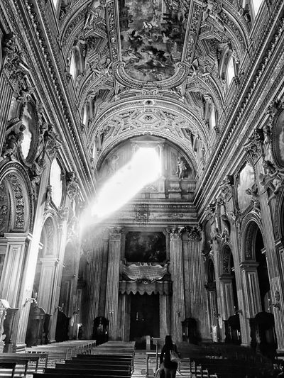 After a bit of help from a friend - thanks to Seth Finkel Reworked  Eye4photography  Architecture Rome Italy Eyeem Market Eye4photography  EyeEm Best Edits Church Holy Blackandwhite Monochrome Photography Monochrome Low Angle View EyeEm Gallery Travel Destinations History Detail Light And Shadow EyeEm Best Shots From My Point Of View Architecture_collection Roma Architectural Feature EyeEmBestPics