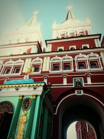 МоскваКрасивая. First Eyeem Photo