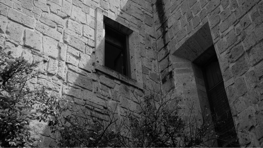 Built Structure Architecture Building Exterior Window Abandoned No People Outdoors Day