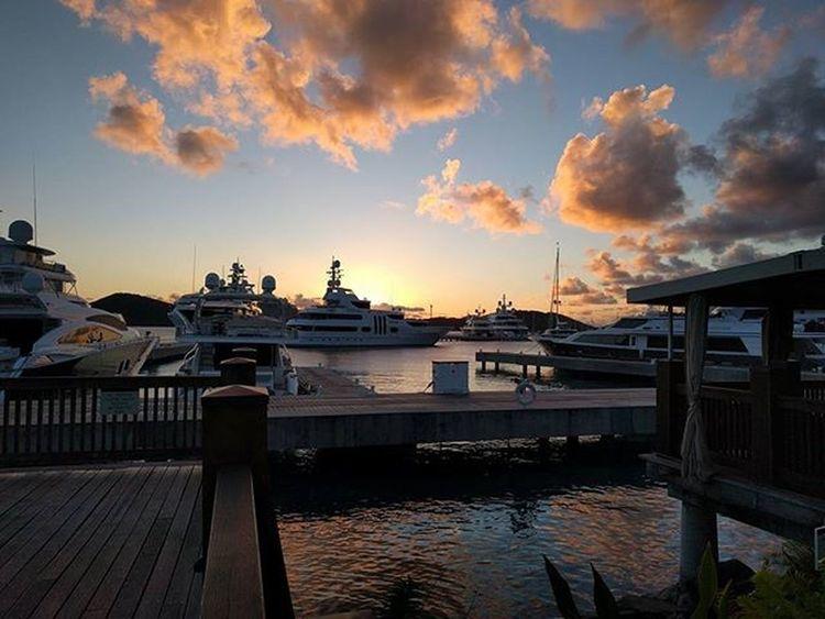 Finally made it ⚓🌴🌞 Nofilter VirginIslands Boats Yachtlife Island Islandlife Sunsoutgunsout