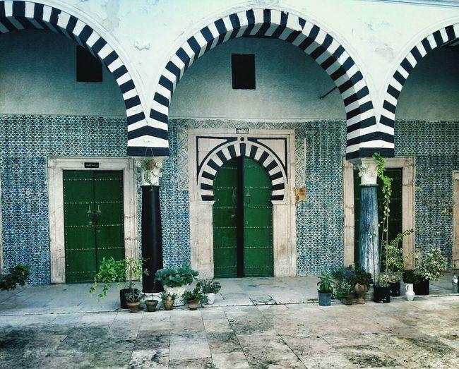 Eyeem Tunisia EyeemMedina Old Buildings Medersa El Bachia