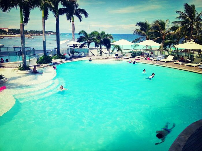 Moevenpick Swimming Pool Beach Relax