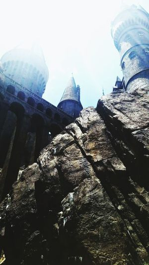 Hogwarts Travel Destinations Orlando Florida Universal Studios Orlando Wizarding World Of Harry Potter Hogwarts Castle Architecture