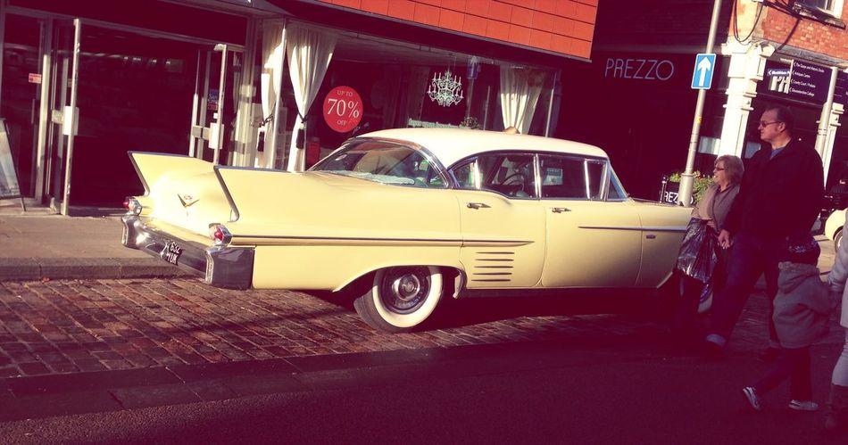 Gloucester Vintage Fair Cadillac Vintage Cars Vintage Fair Gloucester