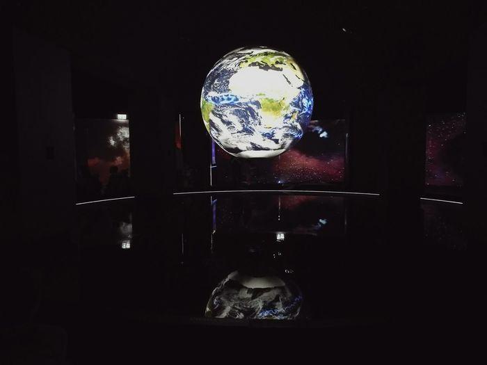 Hydropolis Wrocław Wroclove Earth Globe Elipse World First Eyeem Photo