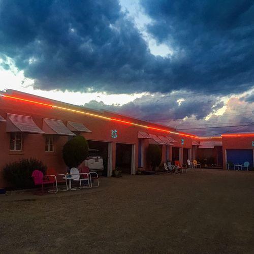 Tucumcari Roadside America Neon Motel