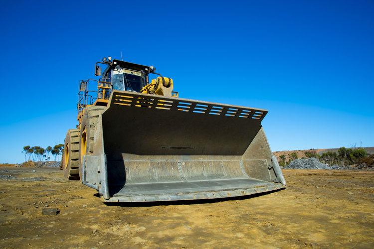 Heavy Duty Mining Loader Mining Mine Australia Loader Truck