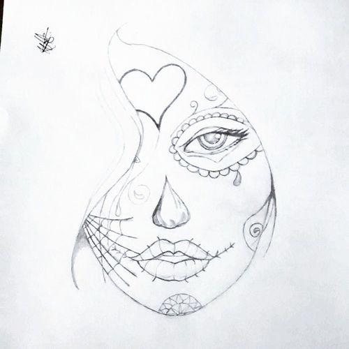 Arte Art Ta Tatoos Desenhos Desenho Draws Draw Ideiascriativas Ideia Ideias SK  Sketh Drawning Dra