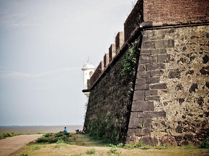 Fortaleza de São José Archetecture Brasil Rio Amazonas rio