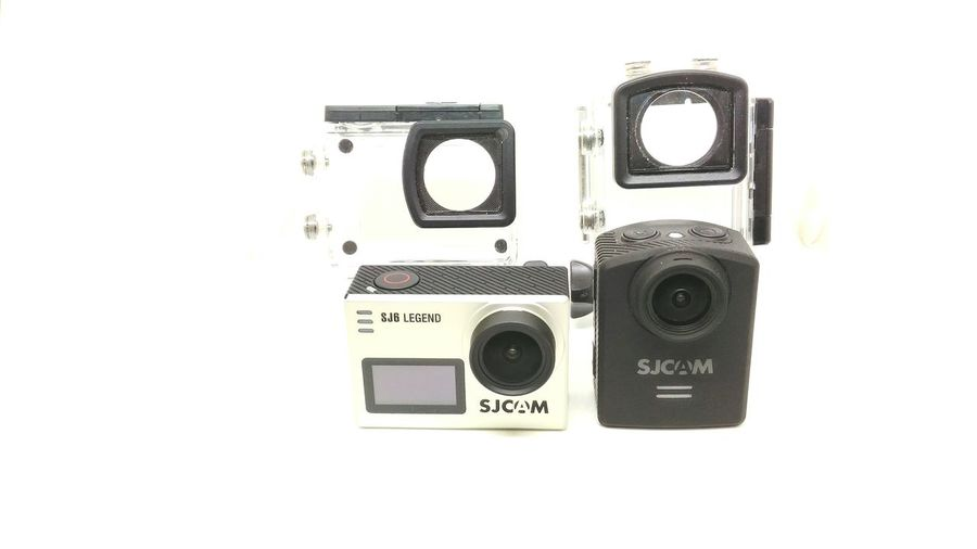 Camera - Photographic Equipment Photography Themes White Background Studio Shot Indoors  Close-up Negative Spaces Negative Space My Action Cam Copy Space Action Cam Sjcam6legend Sjcam Sj6 Legend SJCAM Sjcam M20 Action Cams My Action Cams Camera - Photographic Equipment