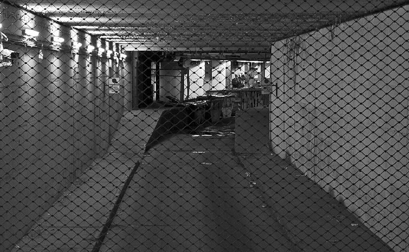 Taking Photos Blackandwhite Monochrome Tunnel