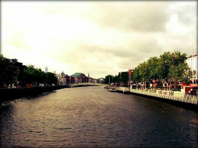 Dublin Ireland🍀 Stage School English School Dreaming To Return Bridge