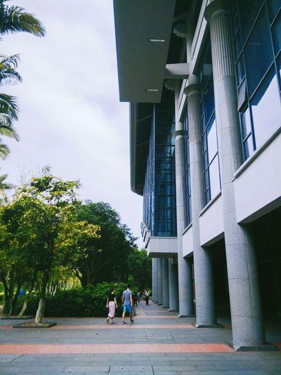 At University On Campus Campus Life Campus
