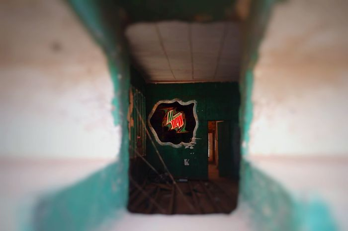 Can you do the dew. No People Indoors  Close-up Illuminated Night Mountaindew  Brand Mobilephotography Mobile Photography