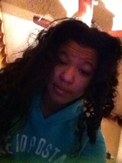 Woke Up Like This Curly Hair Everhwhere