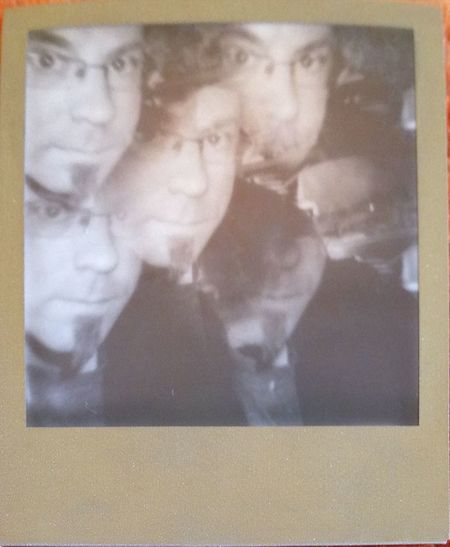 5lens  Polaroid I See Faces Taking Photos