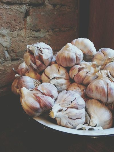 Garlic Bulb No People Food And Drink Garlic Freshness Healthy Eating Indoors  Food Vegetable Fungus Day Close-up