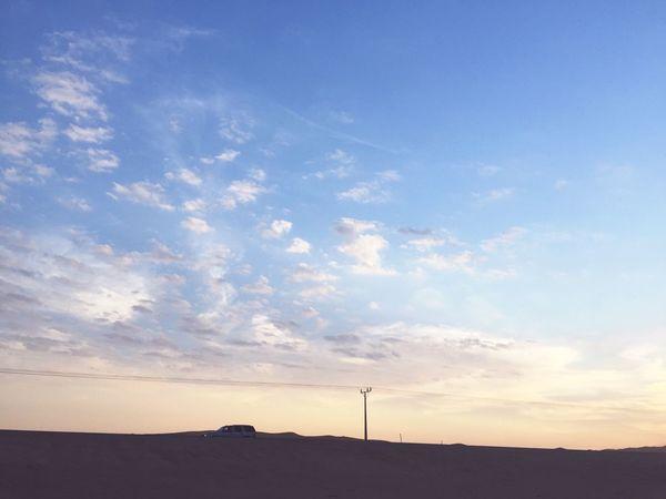 الحمد لله Sky Nature Beauty In Nature Cloud - Sky Day Outdoors سماء