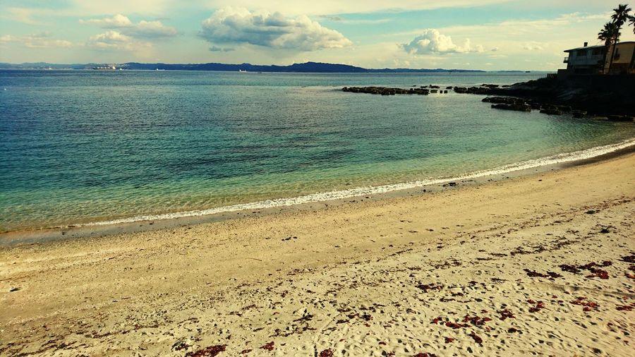 Sea Beach 観音崎