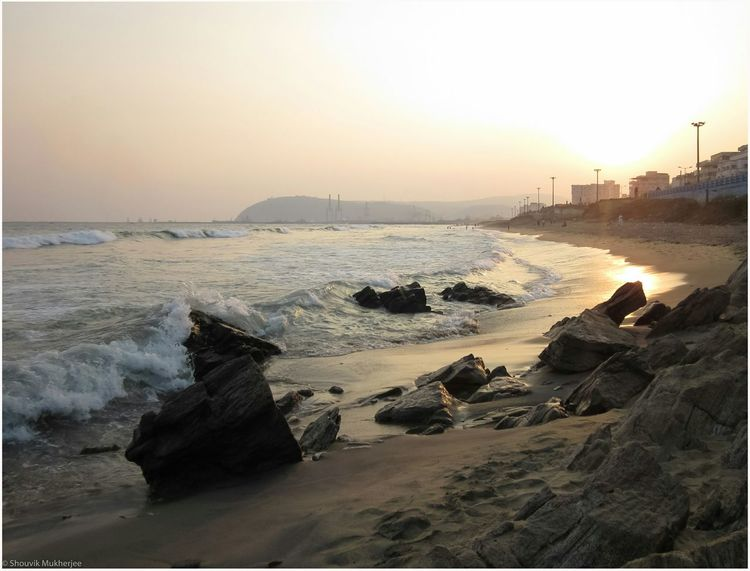 Beach Relaxing Visakhapatnam Check This Out