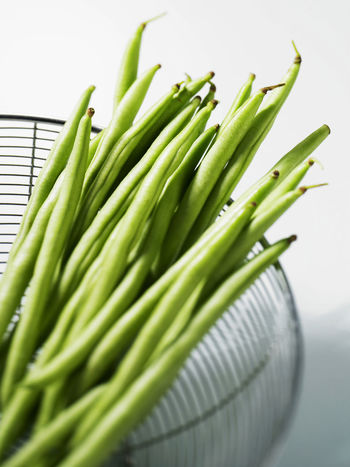 Food And Drink French Bean Freshness Green Raw Food Fresh Ingredient No People Vegetable