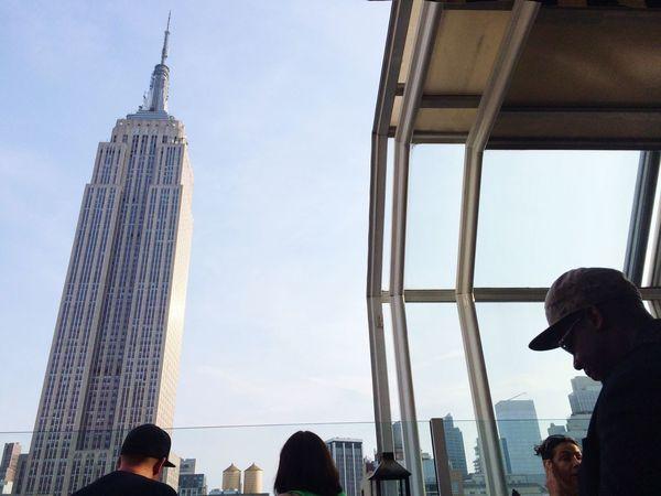 Meetup wind down! Public Eye NYPL Eyeem Meetup Nyc New York City Rooftop