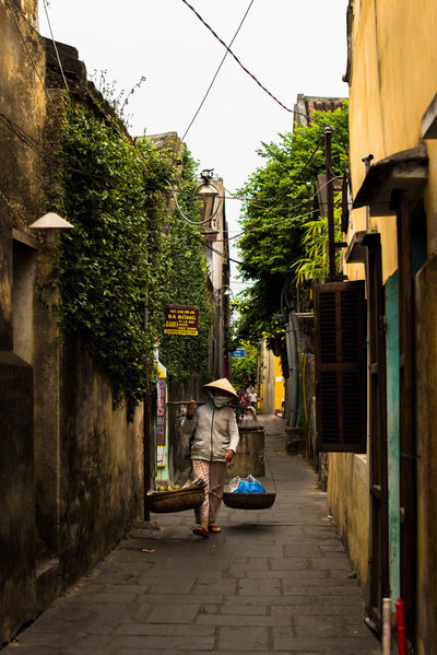 Alley Architecture ASIA Asian Market Building Exterior City Hoi An, Vietnam House Market Market Sellers Narrow Street Photography Streetphotography The Street Photographer - 2016 EyeEm Awards Town Travel Destinations Travel Photography Vietnam