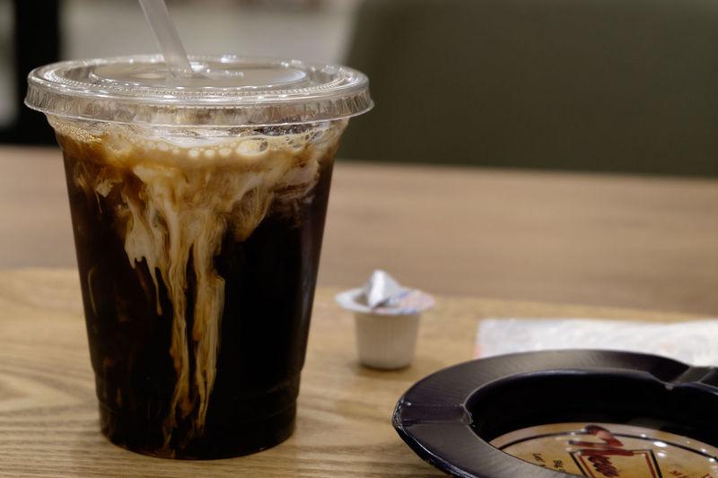Airport Fujifilm Fujifilm X-E2 Fujifilm_xseries Haneda International Airport Iced Coffee Japan Japan Photography Toast XC16 アイスコーヒー トースト 機場 空港 羽田国際空港 羽田食堂