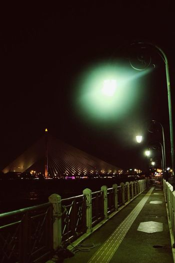 Walk on Night. Night Outdoors No People Travel Photography Chaopraya River River View River Side Walk Art Is Everywhere