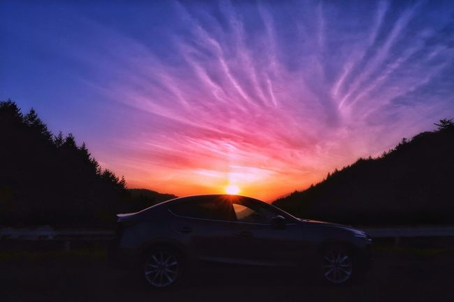 Sunset Sky Nature Beauty In Nature Tree Scenics Mountain マツダ アクセラ Mazda Mazda 3 EyeEm Nature Lover EyeEm Selects EyeEm Daily Nature EyeEmBestPics Silhouette Beauty In Nature グラデーションカラー Gradationcolor Tree Landscape Astronomy Galaxy Dramatic Sky Beautiful Sunset 解像度不足でMarketに選択されなかった過去pic😅 以前見て頂いたかたはスルーお願いします🙇⤵️