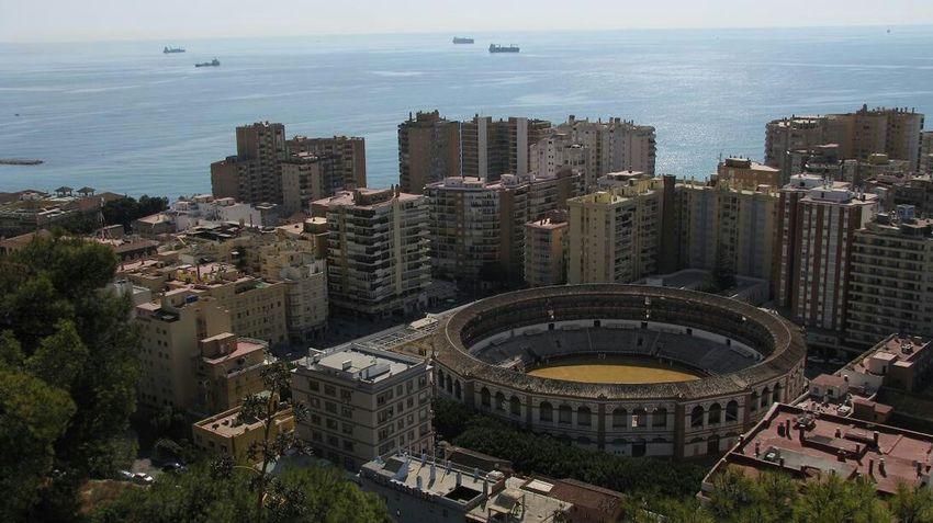 Malaga Seeing The Sights