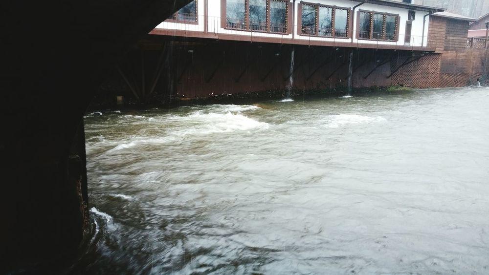 Helen ga.river after rain River Rain First Eyeem Photo
