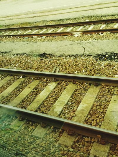 East West tracks