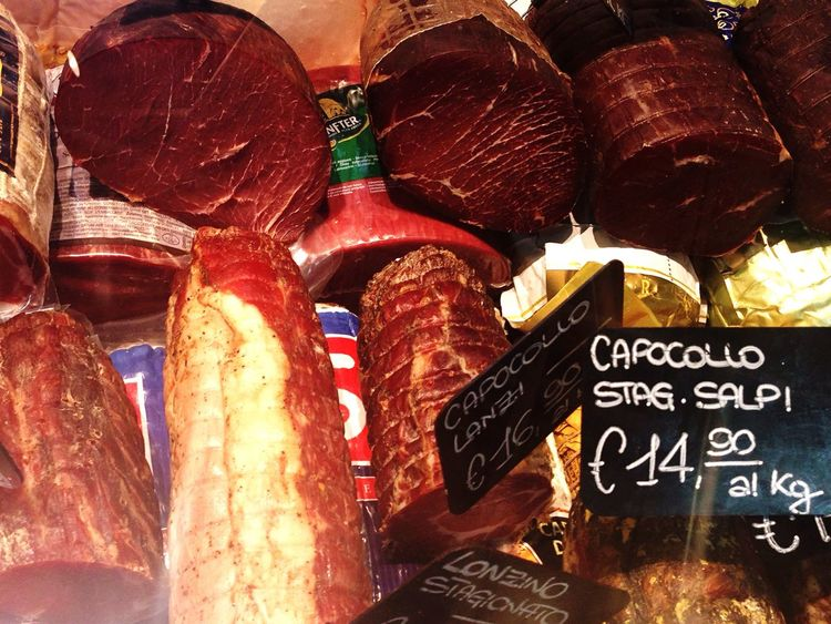 Capocollo Ham Italian Food Italian Speciality Foods Italiansdoitbetter LoveFood