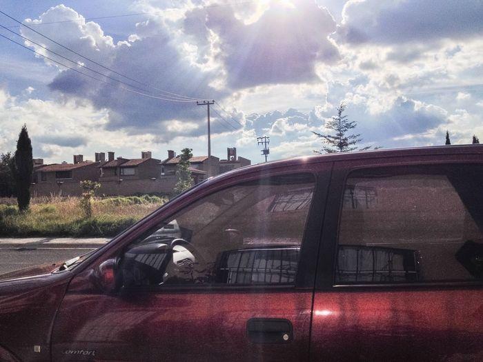 Chevito Car Auto Automobile My House Mi Casa... Reflejos Reflection Brillo Shiny